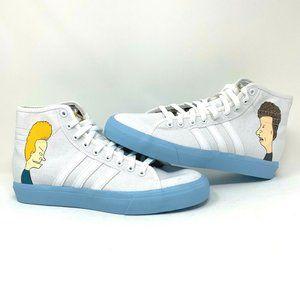 ADIDAS X BEAVIS AND BUTT-HEAD Matchcourt Sneakers